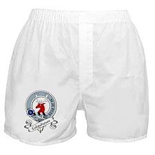 Colquhoun Clan Badge Boxer Shorts