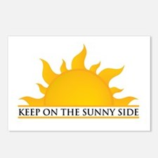 Keep On The Sunny Side Postcards (Package of 8)