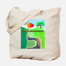 ROAD TO ENLIGHTENMENT Tote Bag