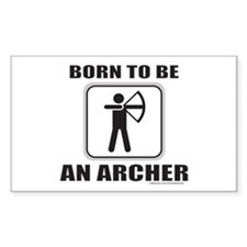 ARCHER/ARCHERY Decal