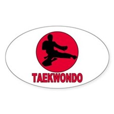 Taekwondo Decal