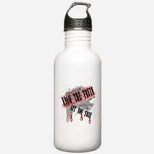 Truth Will Set You Free Water Bottle