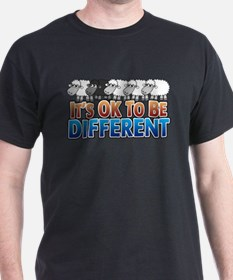 Black Sheep - Be Different T-Shirt