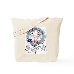 Cockburn Clan Badge Tote Bag