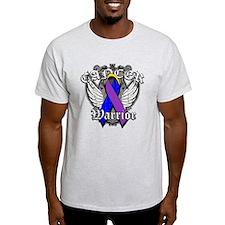 Bladder Cancer Warrior T-Shirt