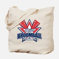 Broomball League Tote Bag