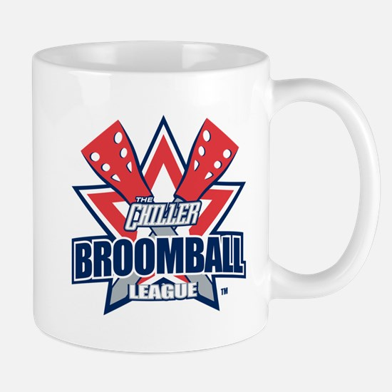 Broomball League Mug