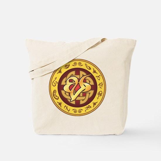 """Mourning"" Rune - Tote Bag"