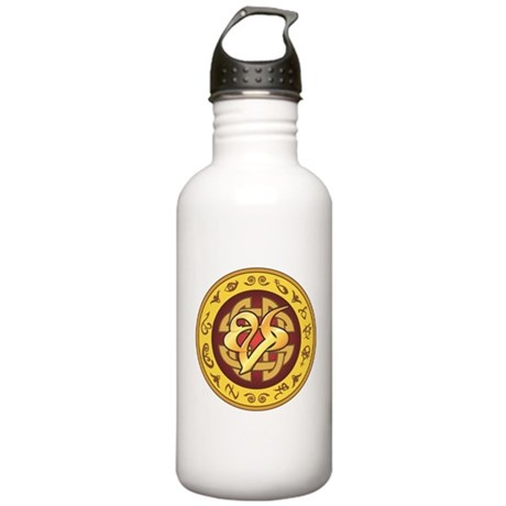 """""""Mourning"""" Rune - Stainless Water Bottle"""