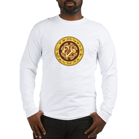 """Mourning"" Rune - Long Sleeve T-Shirt"