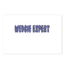 Wedgie Expert Postcards (Package of 8)