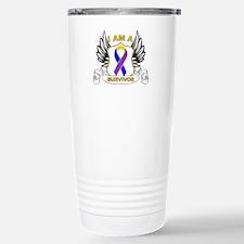 Survivor - Bladder Cancer Travel Mug