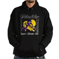Awareness Bladder Cancer Hoodie