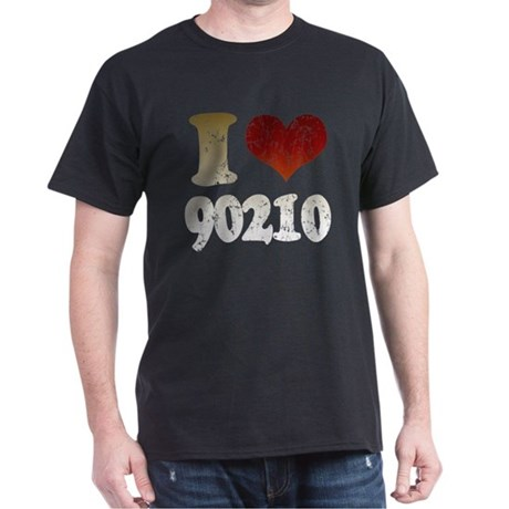 I heart 90210 Dark T-Shirt