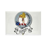 Chisholm Clan Badge Rectangle Magnet (10 pack)