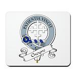 Cheyne Clan Badge Mousepad