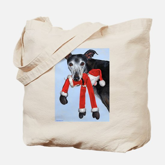 Naughty Tote Bag