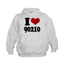 I heart 90210 Hoodie