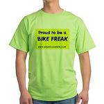 Regular decals Green T-Shirt