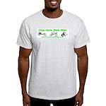 Bumper Stickers Light T-Shirt