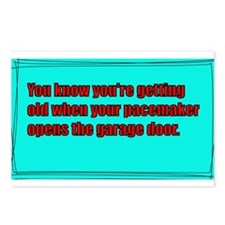 YOUR PACEMAKER OPENS Postcards (Package of 8)