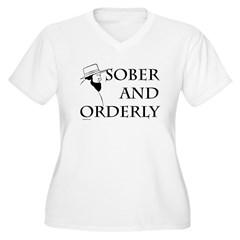 Sober and Orderly T-Shirt