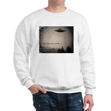 Cool X file Sweatshirt