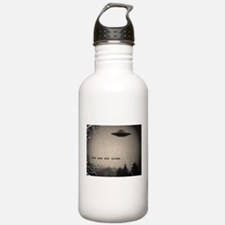 Funny X file Water Bottle