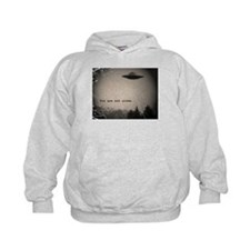 Unique You are not alone Hoodie