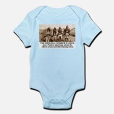 Unique Funny motivational Infant Bodysuit