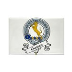 Chattan Clan Badge Rectangle Magnet (10 pack)