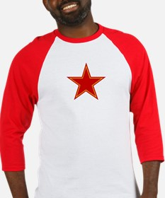Soviet Red Star Baseball Jersey