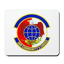 60th Services Squadron Mousepad