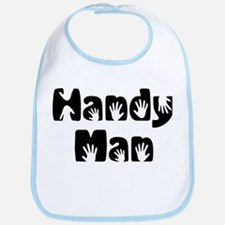 Handy Man Bib