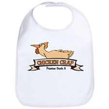 Chicken Crap Bib