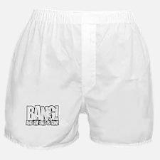 Bang Boxer Shorts