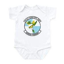 61st Airlift Squadron Infant Creeper