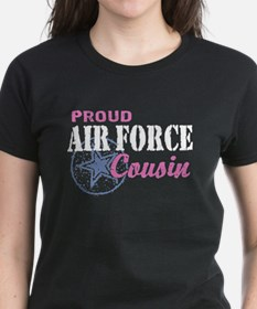 Proud Air Force Cousin Tee