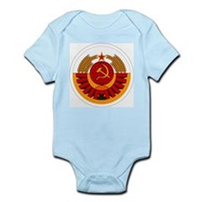 USSR Cosmonaut Infant Creeper