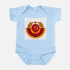 USSR Cosmonaut Infant Creeper