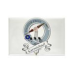 Carmichael Clan Badge Rectangle Magnet (10 pack)