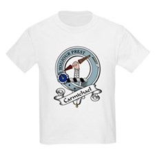 Carmichael Clan Badge Kids T-Shirt