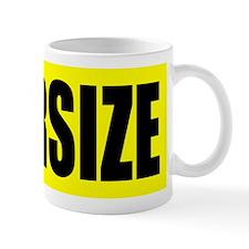 'OVERSIZE' Mug