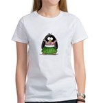 Hula Penguin Women's T-Shirt