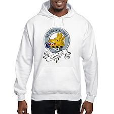 Campbell Clan Badge Hoodie Sweatshirt