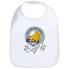 Campbell Clan Badge Bib