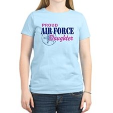 Proud Air Force Daughter T-Shirt