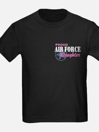 Proud Air Force Daughter T