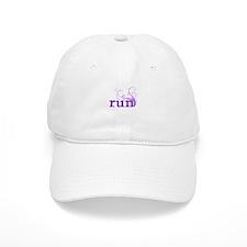 run Baseball Cap