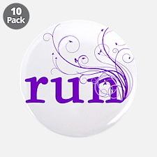 """run 3.5"""" Button (10 pack)"""